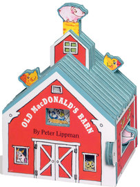 Mini House: Old MacDonald's Barn - cover