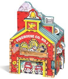 Mini House: Firehouse Co. No. 1 - cover