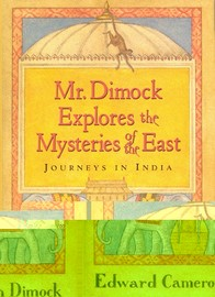 Mr. Dimock Explores the Mysteries of the East - cover