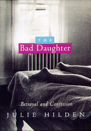 The Bad Daughter - cover