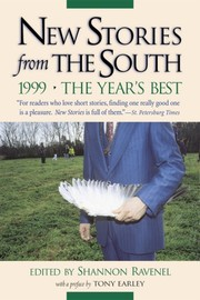 New Stories from the South 1999 - cover