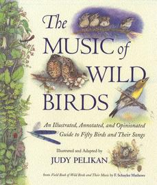 The Music of Wild Birds - cover