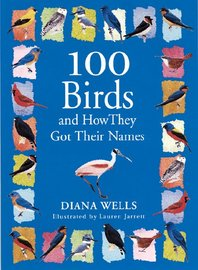 100 Birds and How They Got Their Names - cover