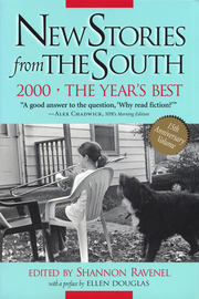 New Stories from the South 2000 - cover