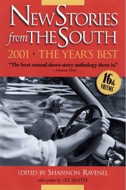 New Stories from the South 2001 - cover