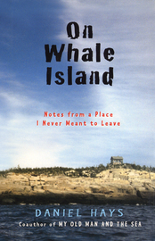 On Whale Island - cover