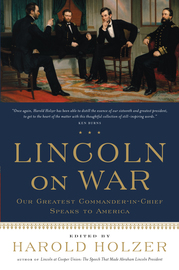 Lincoln on War - cover
