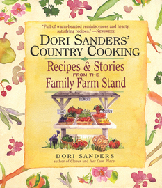 Dori Sanders' Country Cooking - cover