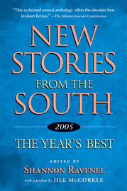 New Stories from the South, 2005 - cover