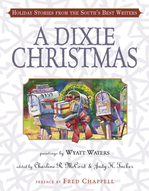 A Dixie Christmas - cover