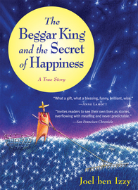 The Beggar King and the Secret of Happiness - cover