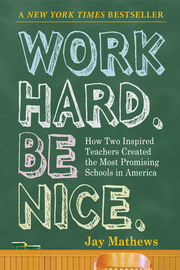 Work Hard. Be Nice. - cover