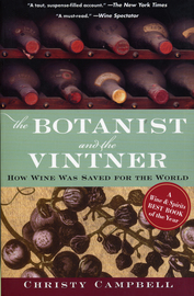 The Botanist and the Vintner - cover