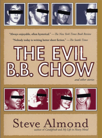 The Evil B.B. Chow and Other Stories - cover