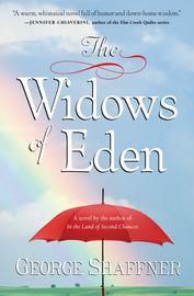 The Widows of Eden - cover