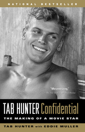 Tab Hunter Confidential - cover