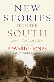 New Stories from the South - cover