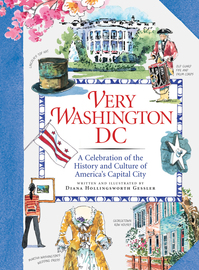 Very Washington DC - cover