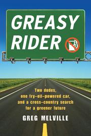 Greasy Rider - cover