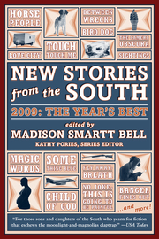 New Stories from the South 2009 - cover