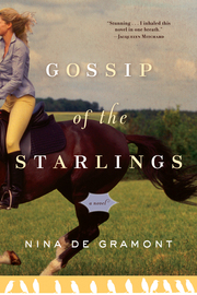 Gossip of the Starlings - cover