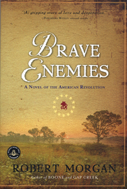 Brave Enemies - cover