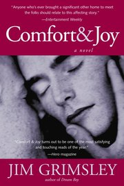 Comfort and Joy - cover