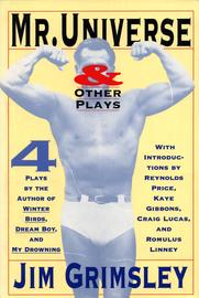 Mr. Universe - cover