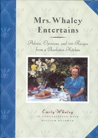 Mrs. Whaley Entertains - cover