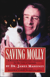 Saving Molly - cover