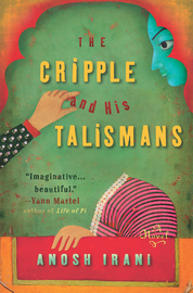 The Cripple and His Talismans - cover