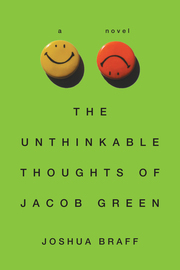 The Unthinkable Thoughts of Jacob Green - cover