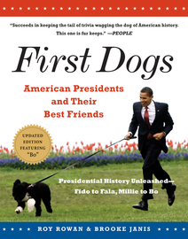 First Dogs - cover