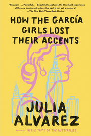 How the Garcia Girls Lost Their Accents - cover