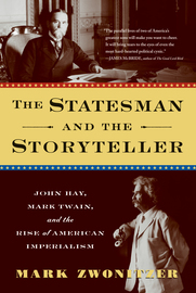 The Statesman and the Storyteller - cover