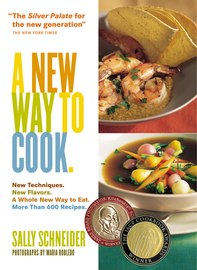 A New Way to Cook - cover