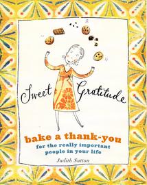 Sweet Gratitude - cover