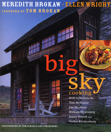 Big Sky Cooking - cover