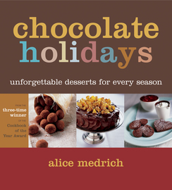 Chocolate Holidays - cover