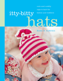 Itty-Bitty Hats - cover