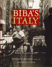 Biba's Italy - cover