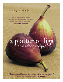 A Platter of Figs and Other Recipes - cover