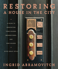 Restoring a House in the City - cover