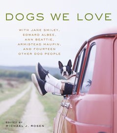 Dogs We Love - cover