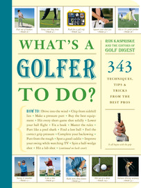 What's a Golfer to Do? - cover