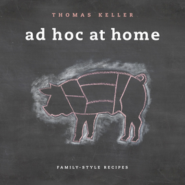 Ad Hoc at Home - cover