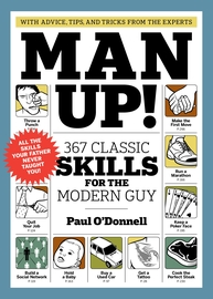 Man Up! - cover