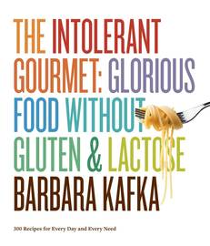 The Intolerant Gourmet - cover