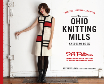 The Ohio Knitting Mills Knitting Book - cover