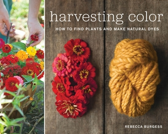 Harvesting Color - cover
